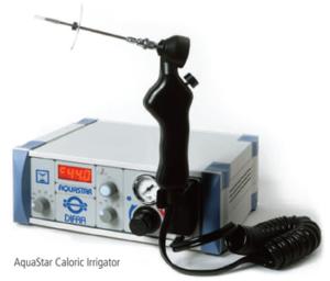 AquaStar Caloric Irrigator