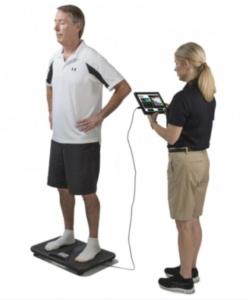 Balance assessment platform