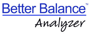 Better Balance Analyzer Platform logo