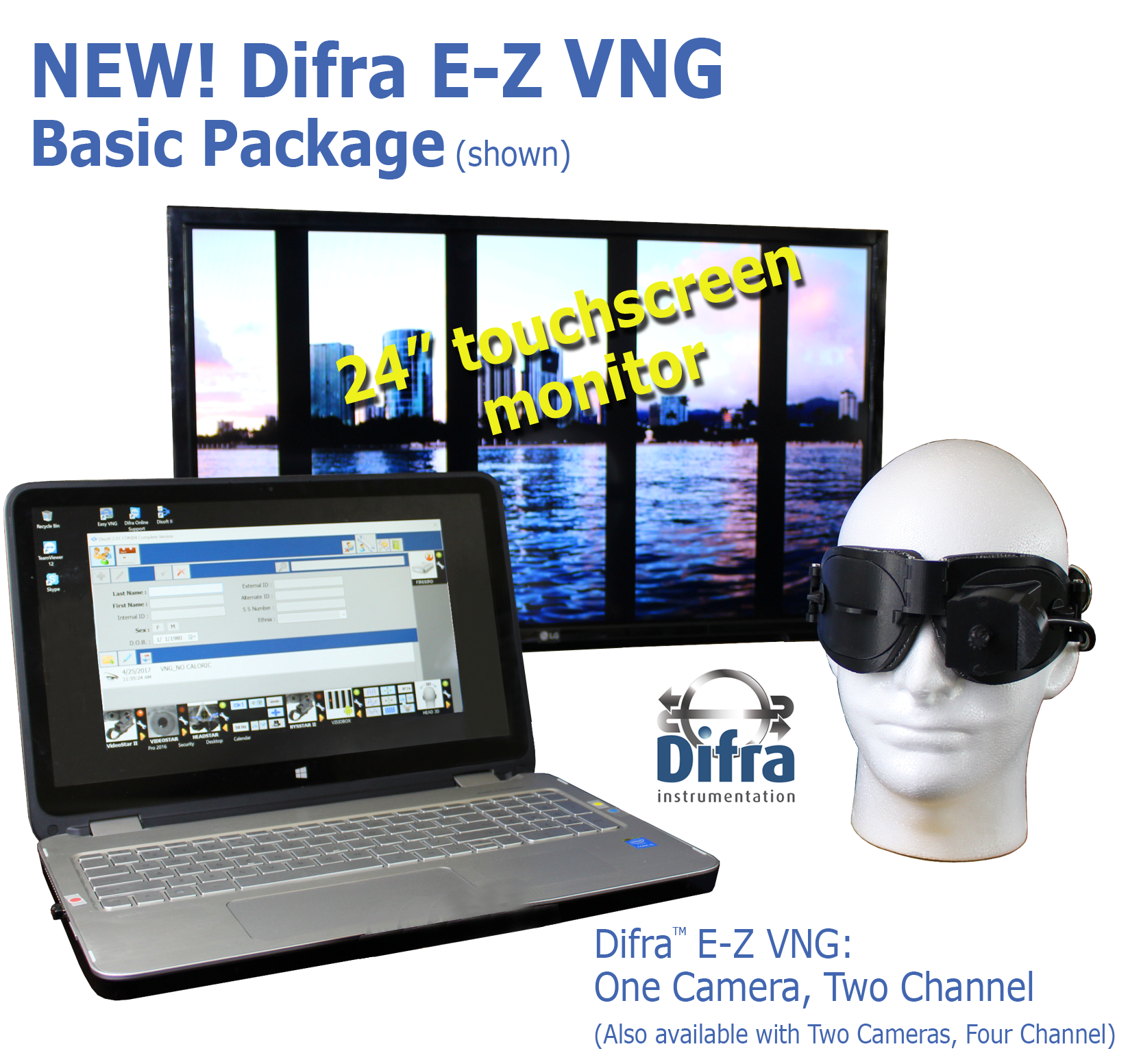 Difra EZ VNG Basic Package